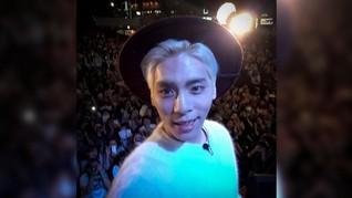 Fan Jonghyun 'SHINee' Indonesia Kirim Donasi untuk Palestina
