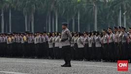 Jakarnaval 2018 Dijaga 1.375 Personel Gabungan