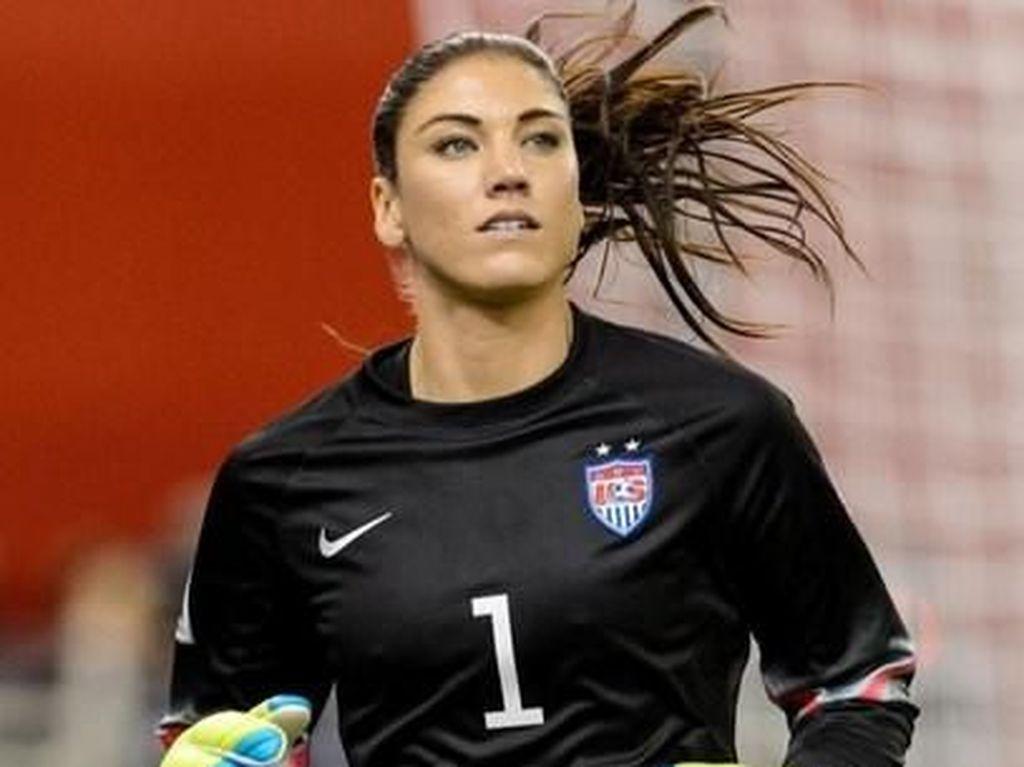 Foto: 10 Pemain Sepakbola Wanita Terseksi di Dunia