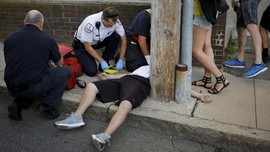 FOTO:  Darurat Opioid di Amerika Serikat