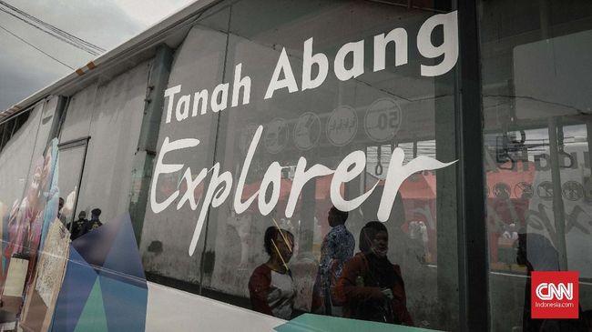 Sudah Kondusif, TransJakarta Masih Setop Rute Tanah Abang