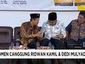VIDEO: Momen Singkat Dedi Mulyadi Sekursi dengan Ridwan Kamil