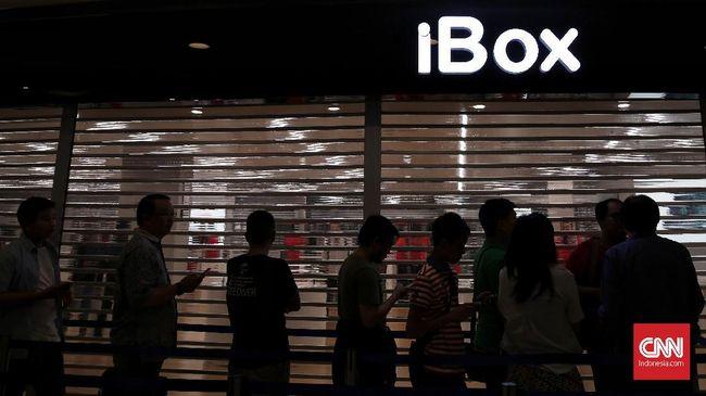 Dijual Perdana di Indonesia, Antrian iPhone X Sepi