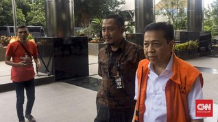 KPK Bawa Setnov Cek Kesehatan ke RSPAD Gatot Subroto