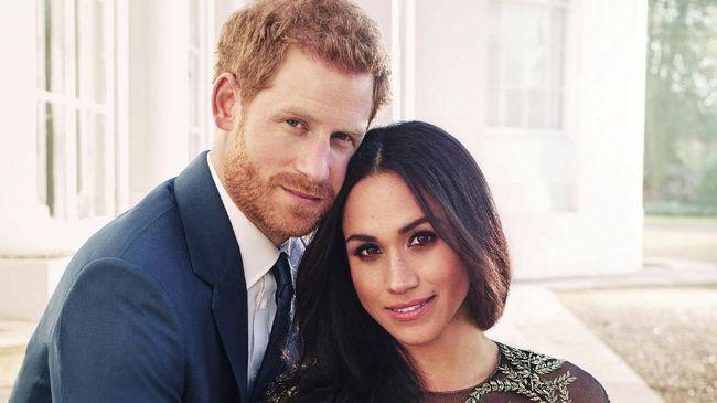 Prediksi Menu Makanan Pernikahan Pangeran Harry-Meghan Markle