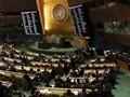 Presiden El Salvador Berswafoto Sebelum Pidato di PBB