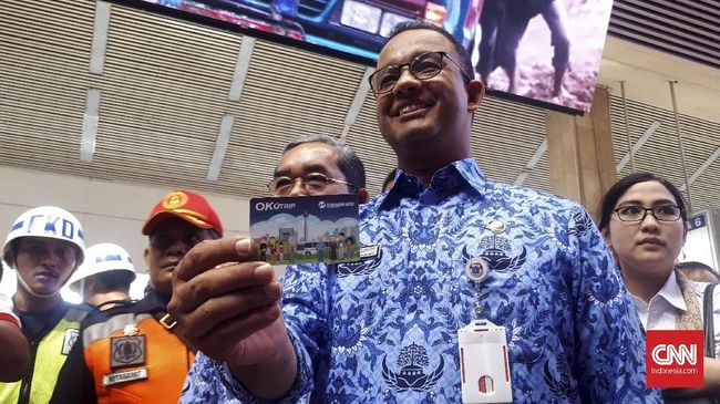 Anies Sebut BI Bakal <i>Review</i> Program OK Otrip