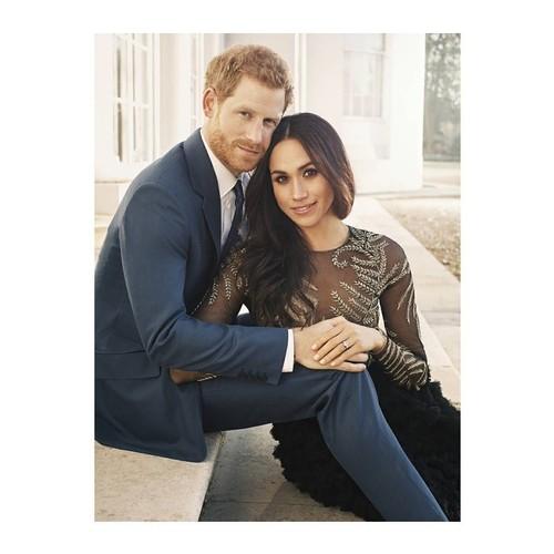Mesranya Pangeran Harry Dan Meghan Markle Dalam Foto