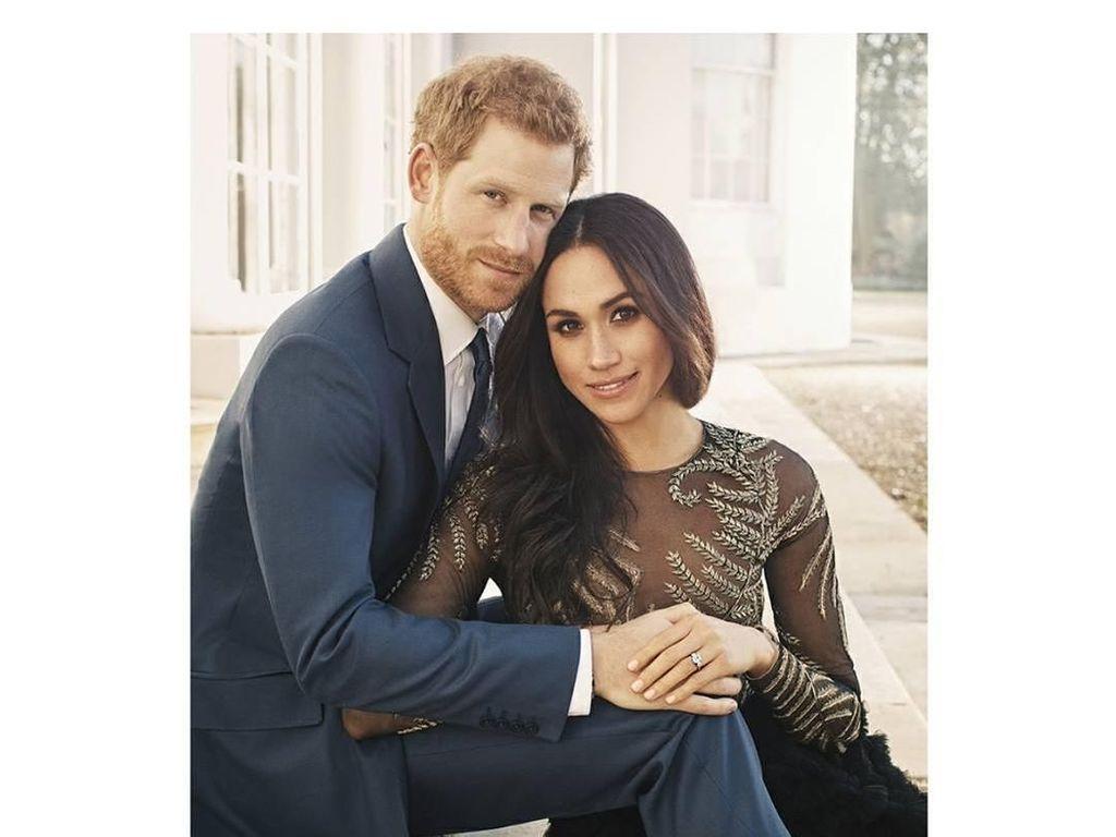 Foto: Cincin Tunangan Keluarga Kerajaan Inggris dari Masa ke Masa