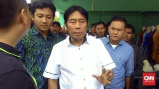 Tinggalkan Partai Kakbah, Haji Lulung Songsong 'Matahari' PAN