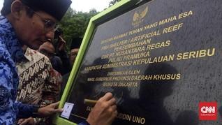 Sandi Ubah Sebutan Kepulauan Seribu Agar Jadi 'Beranda' DKI