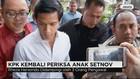 KPK Periksa Anak Sulung Setya Novanto