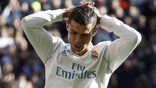 Presiden Real Madrid Persilakan Cristiano Ronaldo Pergi