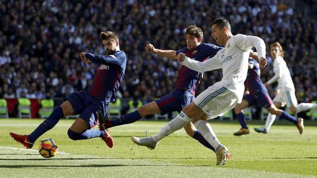 Ronaldo: Saya Ingin Barcelona di Perempat Final