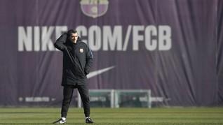 Valverde Dukung Niat Ronaldo Kejar Kontrak Baru di Madrid