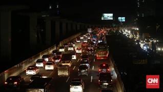 Tak Ingin Macet, Hindari Tol Jakarta-Cikampek Malam Ini
