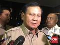 Prabowo Berniat Istikharah Tentukan Calon di Pilgub Jatim
