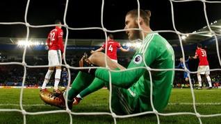 De Gea Bangga Jadi Pemain Manchester United