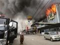 Kebakaran Mal di Filipina Tewaskan 38 Orang