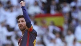Xavi: Valverde Buat Messi Lebih Hebat