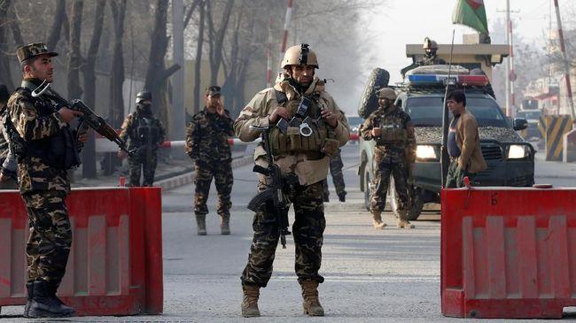 Italia Berencana Tarik Pasukan dari Afganistan