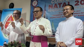 Uskup Agung Jakarta Ingatkan Nilai Pancasila di Paskah 2019