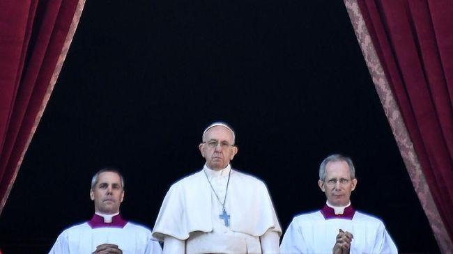 Paus Kritik Trump soal Pemisahan Keluarga Imigran