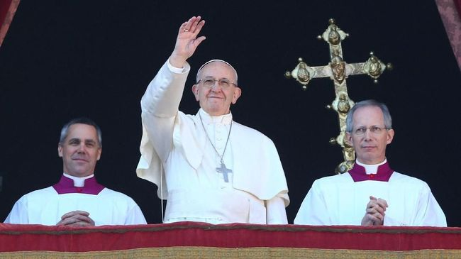 Kim Jong Un Undang Paus Francis Kunjungi Pyongyang