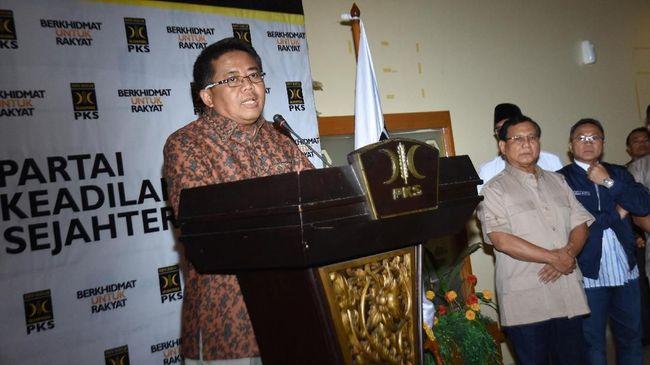 Koalisi dengan Gerindra, PKS Batal Usung Deddy Mizwar