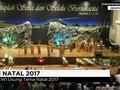 VIDEO: Natal 2017 Menekankan Perdamaian dan Kasih