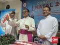 Uskup Agung Jakarta Soroti Ancaman Perpecahan Bangsa