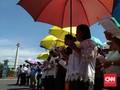Solidaritas yang Pantang Menyerah Iringi 'Misa Natal Jalanan'