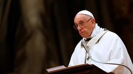Paus Fransiskus Desak Solusi Konkret Pelecehan Seks di KTT