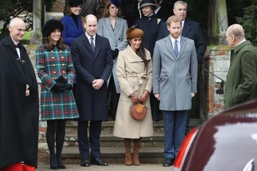 Anggaran Belanja Baju Kerajaan Inggris Naik Rp 27 M Sejak Ada Meghan Markle