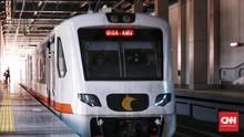 Uji Coba Kereta Bekasi-Bandara Bidik 150 Penumpang