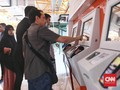 Hari Ini, Tarif KA Bandara Soetta Berlaku Normal Rp70 Ribu