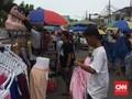 Sandi Janji Tindak Pungli Terhadap PKL Tanah Abang
