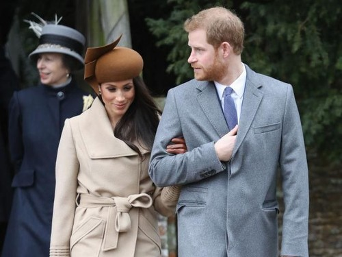 Ini Rundown Acara Pernikahan Pangeran Harry dan Meghan Markle