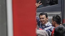 Djarot Cerita Kemungkinan Ahok Gabung PDIP