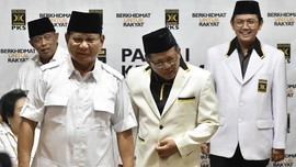 Fadli Sebut Prabowo Sepakat Kursi Wagub DKI Diisi PKS