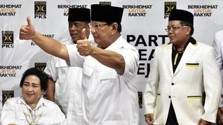 Mardani Haramkan #2019GantiPresiden, PKS Tetap Setia Prabowo