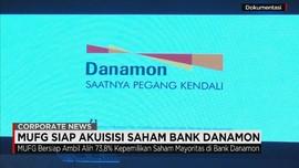 Bank Asal Jepang Bersiap Akuisisi Bank Danamon
