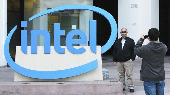 Intel Rencana Investasi Rp154 Triliun pada Pabrik Chip Israel