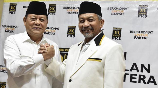 Sudrajat-Syaikhu dan TB Hasanuddin-Anton Daftar Siang Ini
