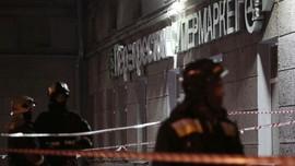 Ledakan TNT di St Petersburg, 10 Luka-luka