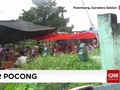 Pasar Pocong di Tengah Kuburan Diburu Warga