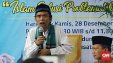 Survei Sebut Abdul Somad Paling Didengar dibanding Rizieq