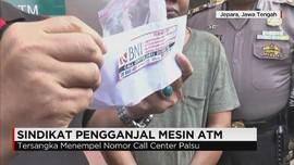 Sindikat Pengganjal Mesin ATM