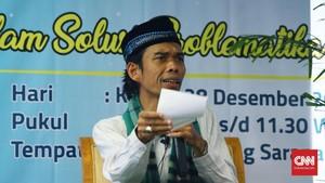 Penghina Ustaz Abdul Somad Minta Maaf di Kantor Polisi