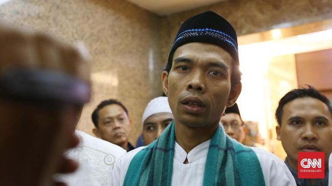 Abdul Somad Dilaporkan ke Polisi Terkait Ceramah soal Salib